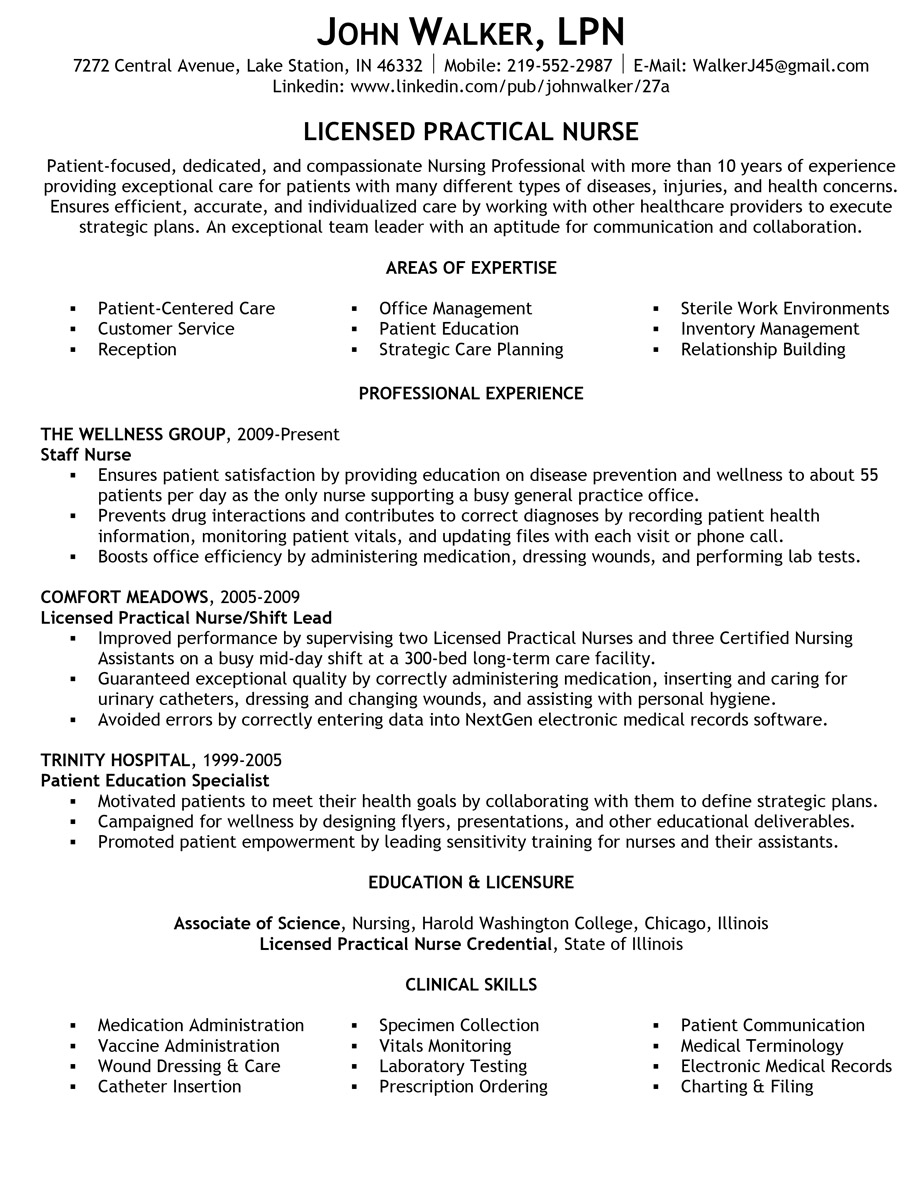 professionally written resume samples rwd